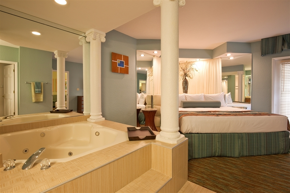 King Room Resort Accommodation at Star Island Resort in Orlando, Florida