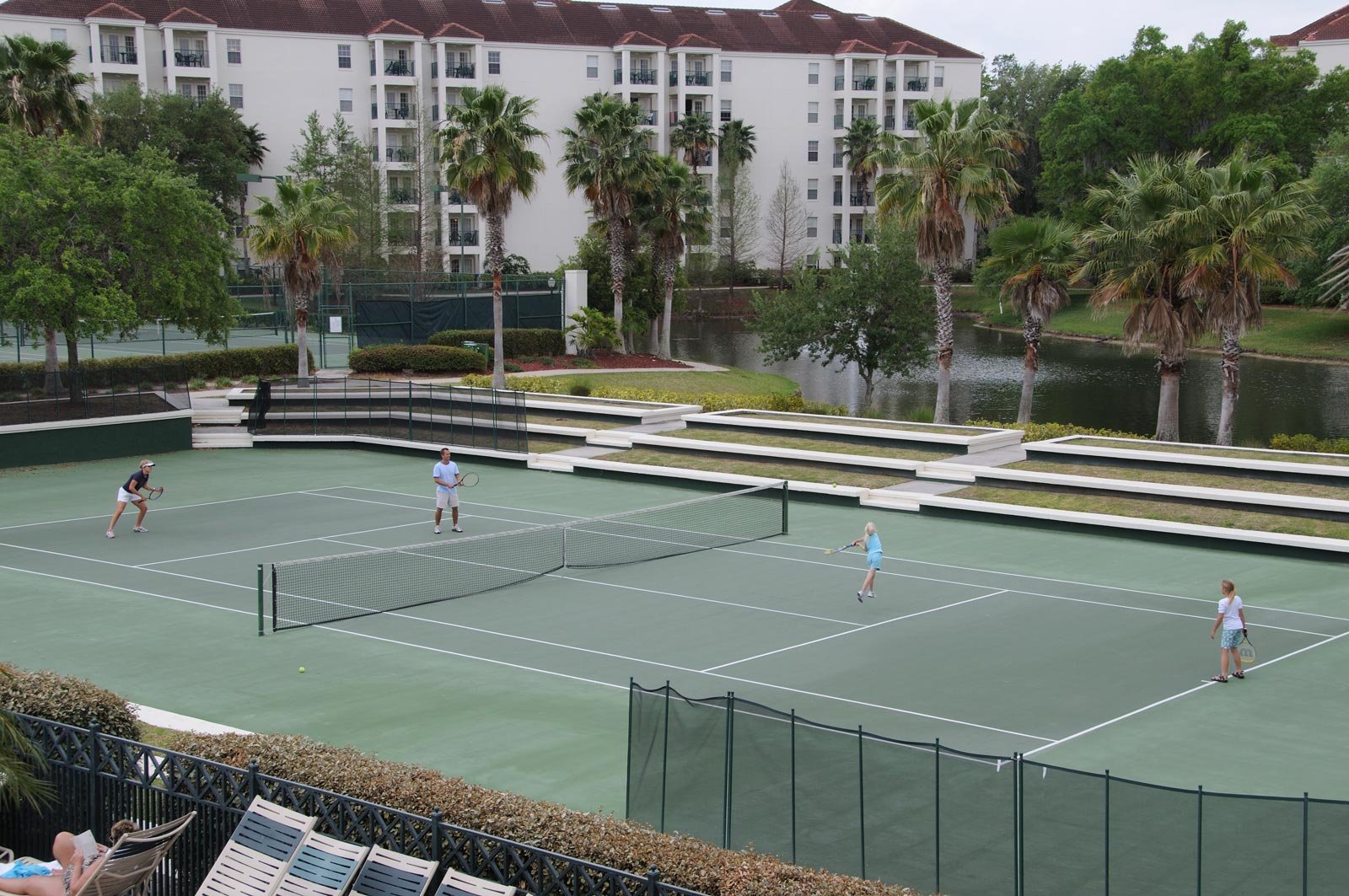 Entertainment and Activities at Star Island Resort in Kissimmee, Florida